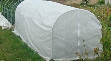 Агроволокно белое, плотностью 30 г/м.кв